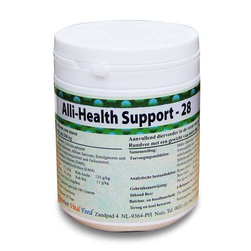Chronische Mastitis behandeln -Verpackung Alli-Health Support-28