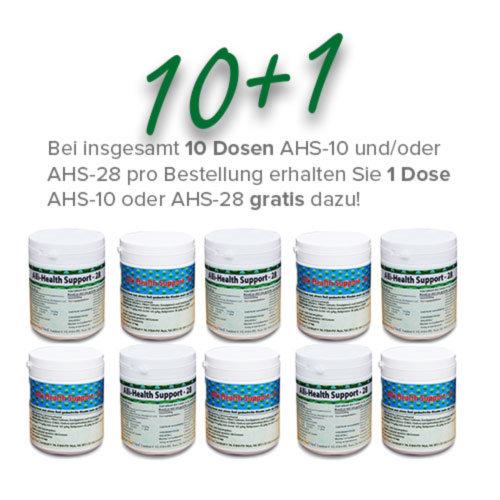 Rabatt Knoblauchbolus 10 plus 1