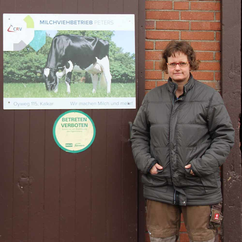Andrea Peterst über die AHS Small Calf Knoblauchboli