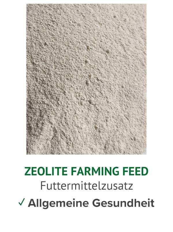 Zeolite Farming Feed