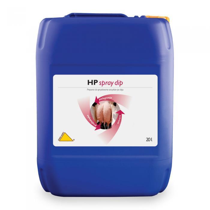 HP Spray Dipmittel