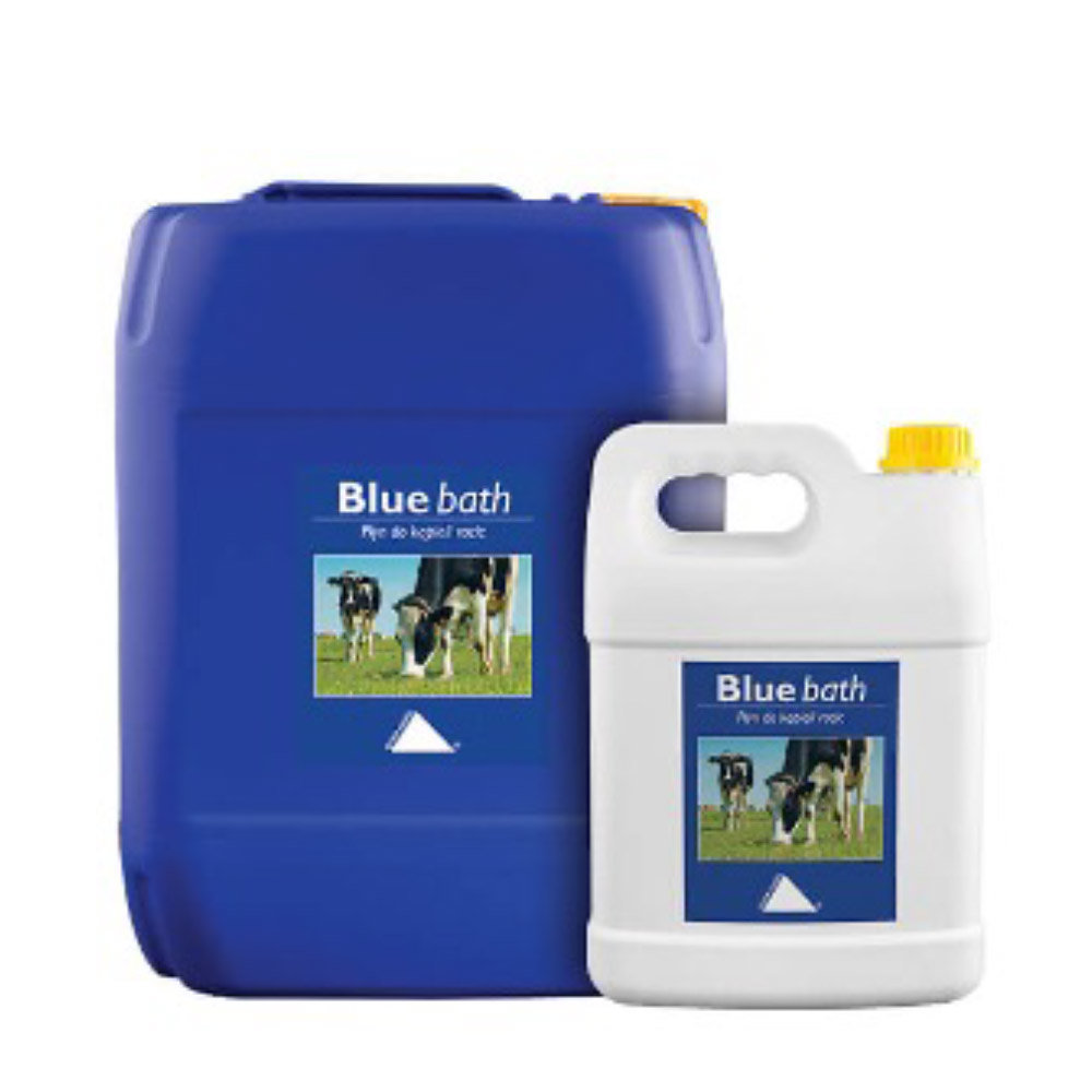 Blue bath Klauenbad